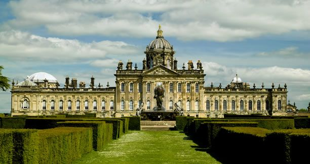 Possible wedding venue - Castle Howard York.