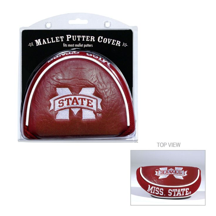 Team Golf Mississippi State Bulldogs Golf Mallet Putter Cover