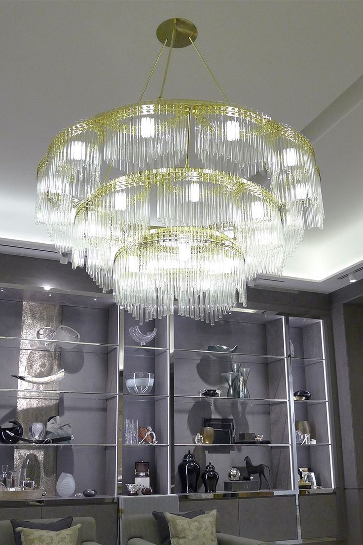 ... @katharinepooley for her luxury boutique in u0027The Gate Dohau0027 it is part of collection of bespoke lighting sculptures which create stunning statements ... & 79 best Bespoke Lighting Sculptures by Haberdashery images on ... azcodes.com