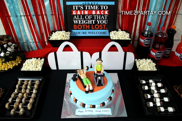 Blog Or Site That Contains Party Ideas Such As Birthdays