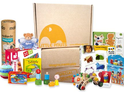 LittlePnuts -  the best in sustainably made, ecologically friendly, organic, and naturally made toys.