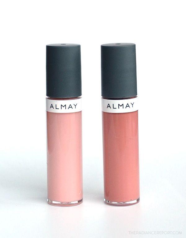 Almay Color   Care Liquid Lip Balm via theradiancereport.com