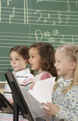 Kindergarten Music Lessons