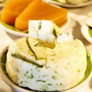 Домашний сыр по-литовски