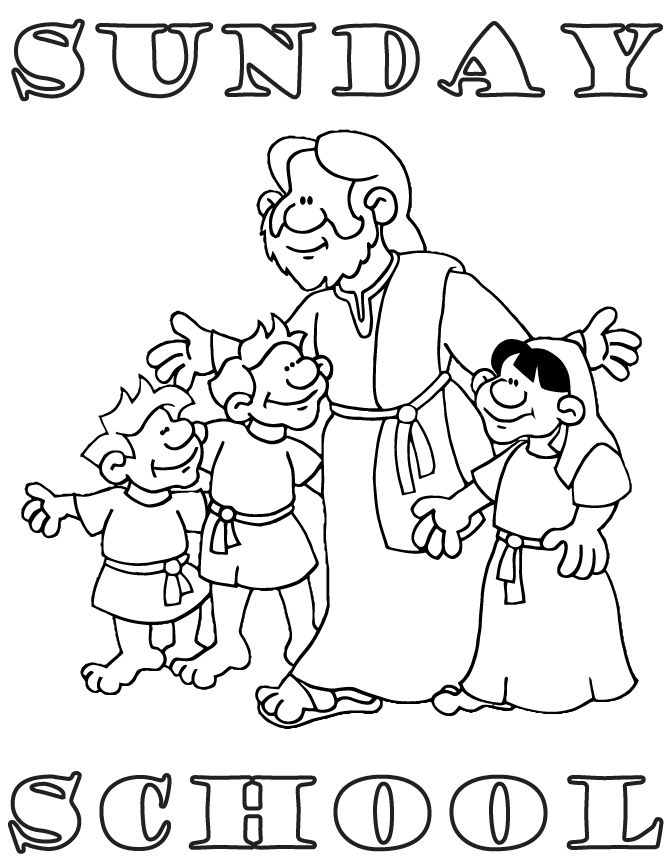 sunday school coloring pages free coloring pages for kidsfree az coloring pages