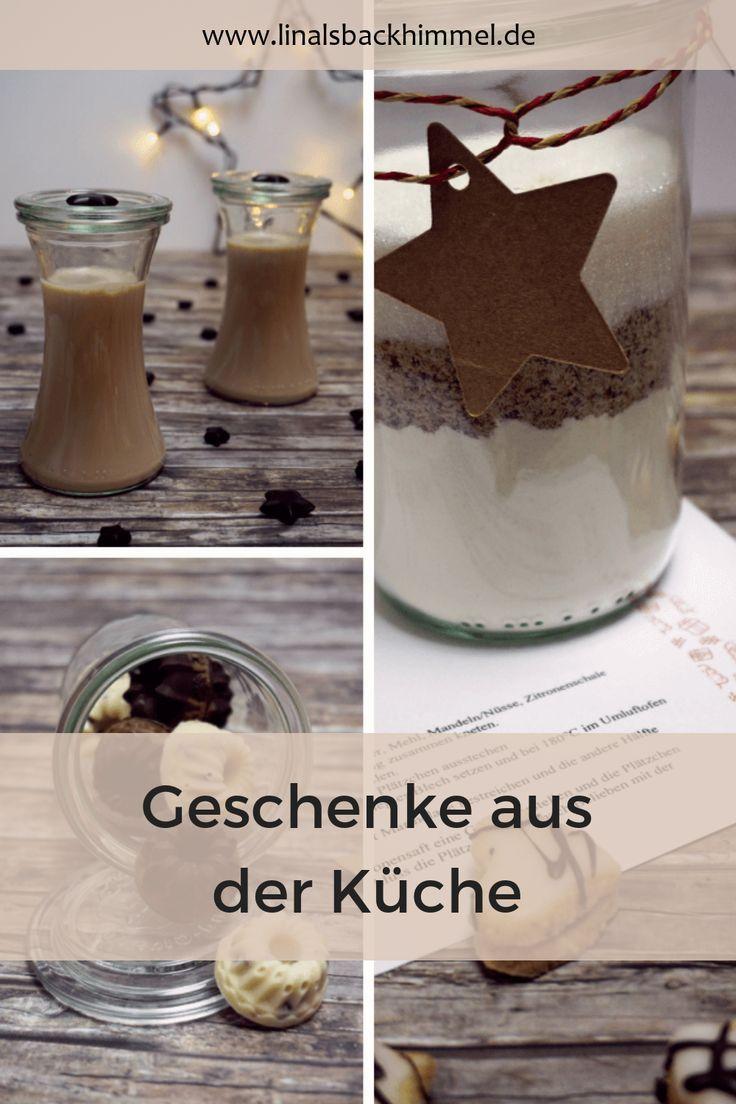 Letztes Jahr Weihnachten | Rezepte: Geschenke aus der Küche | Xmas ...