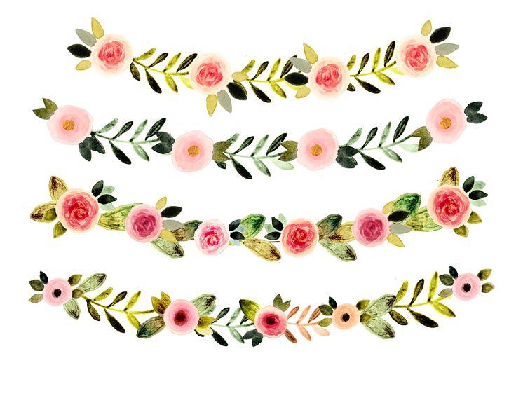 72 best floral clipart images on pinterest craft projects etsy rh pinterest co uk floral clipart pinterest floral clipart pinterest