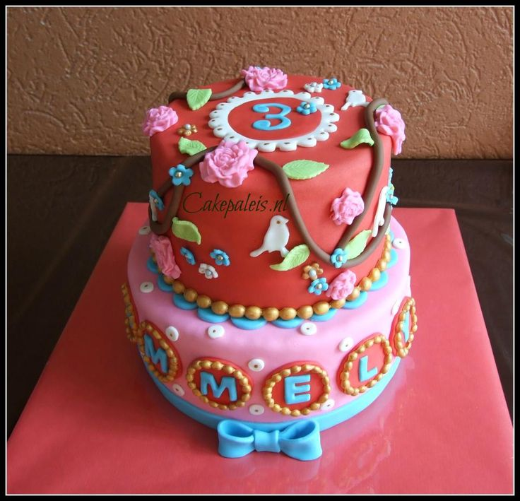 Pip taart