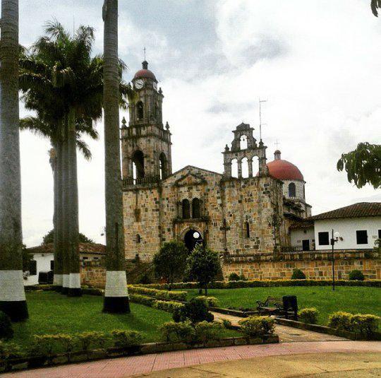 #GpeEnFotos @Sue_Swann: Guadalupe, Santander, Colombia.