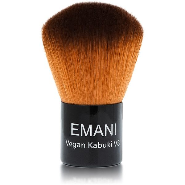 V8 Kabuki Brush ($29) ❤ liked on Polyvore featuring beauty products, makeup, makeup tools and makeup brushes