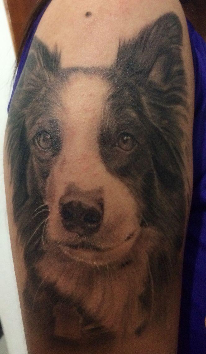 48 best images about dog tattoo on pinterest. Black Bedroom Furniture Sets. Home Design Ideas