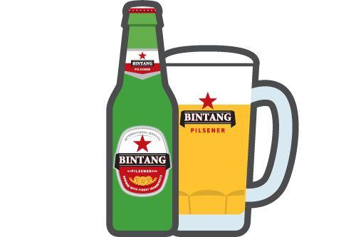 ビンタン | Beer House BIBERE