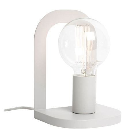 Lampa ARC grå Lagerhaus