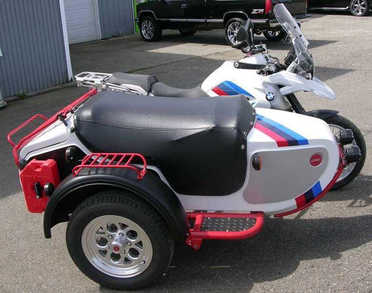 DMC Sidecars