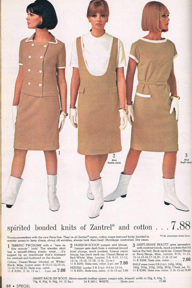 Classic 60s beige