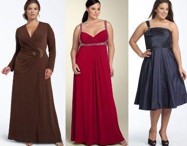 MODELOS DE VESTIDOS PLUS SIZE MODERNOS: Long Dresses, Plus Size, Dresses, Size Modernos