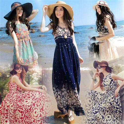 17 Best ideas about Maxi Dresses Summer Beach on Pinterest | Grey ...