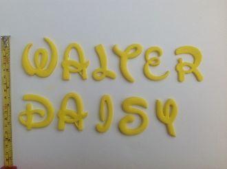 disney font magical letter cutters