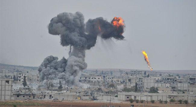 U.S. bombs ISIS
