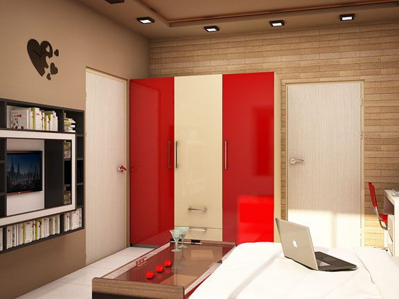 Wardrobe Designs For Bedroom Online Homelane Wardrobe Design
