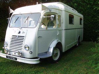 Renault Notin Camper 1951 Cars And Caravans