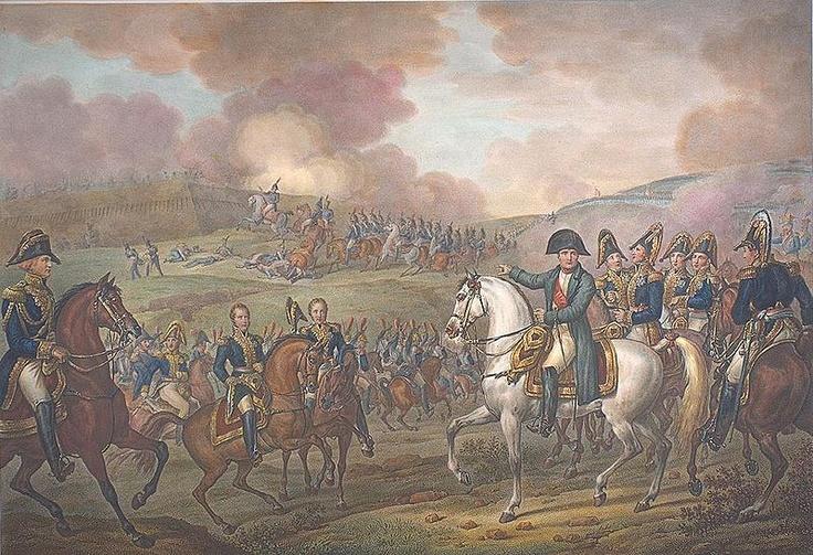 Napoléon à la Moskowa
