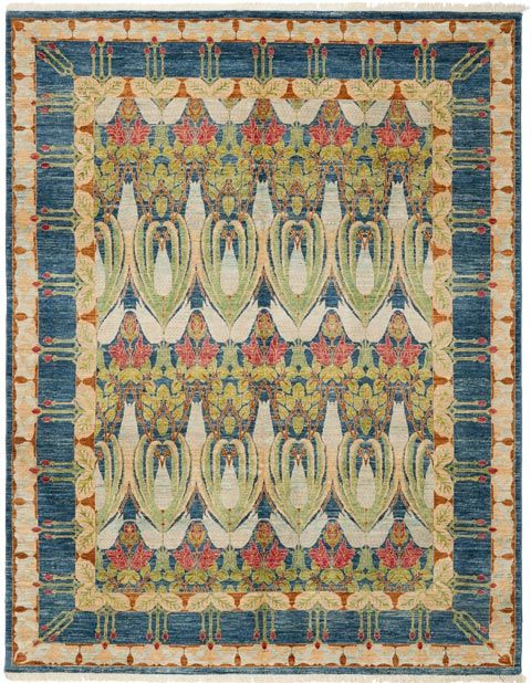 Safavieh tfn717a dining room possible match with motteheh tobacco leaf rugs pinterest - Rugs and runners to match ...