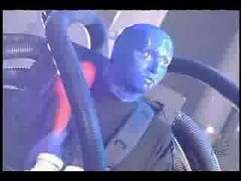 Blue Man Group - Baba O'Riley - YouTube