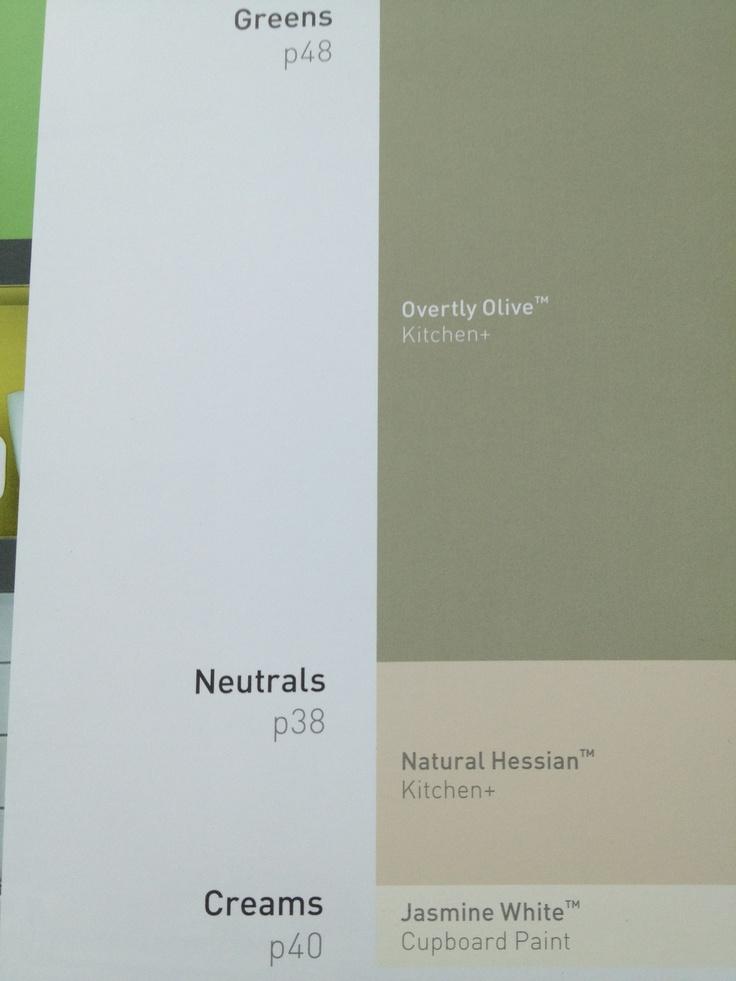 Dulux Green Based Colour Scheme Bedroom Pinterest Green Colour And Colour Schemes
