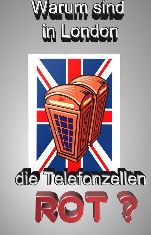 Bildquelle: ArtsyBee/ https://pixabay.com/de/vereint-reich-uk-england-flagge-1108340/   England tickt anders als Deutschland. Auf Englisch heißt diese Einrichtung Telephone Box oder Telephone Booth (also Kiste, Kasten oder Kabine). Mehr Text >> s. Webseite unten.