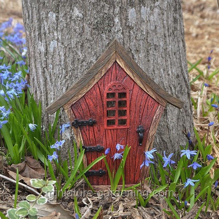 Wizard Door & 99 best FAIRY DOORS \u0026 WINDOWS images on Pinterest | Fairy doors ...