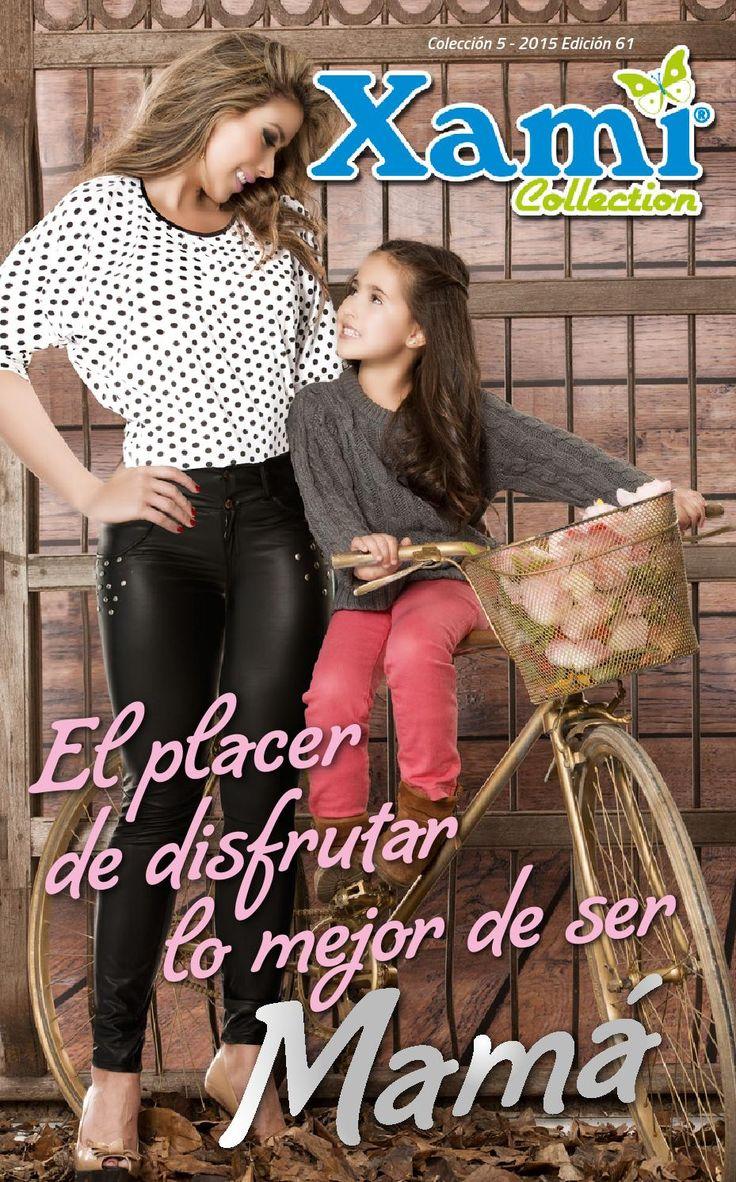 Xami Catalogo 61  Revista para venta de ropa por catalogo edición 61 especial para Madres