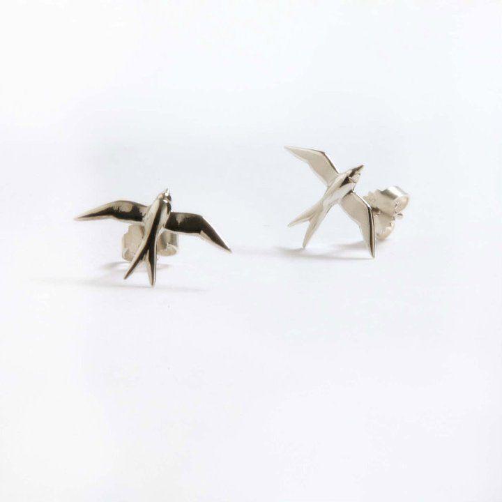 Pieter Nulens Edelsmid bringing love earrings