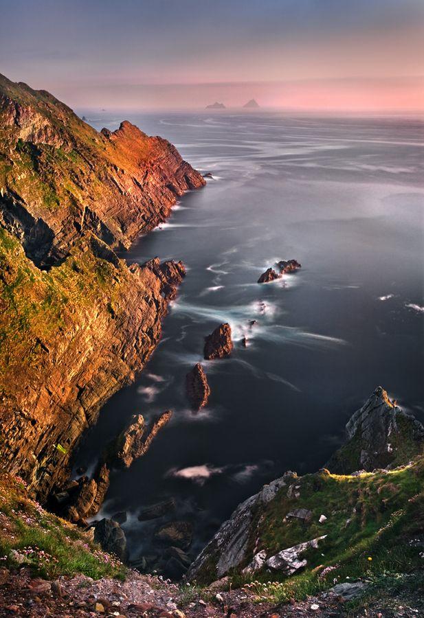 Skellig Islands - Co. Kerry, Ireland