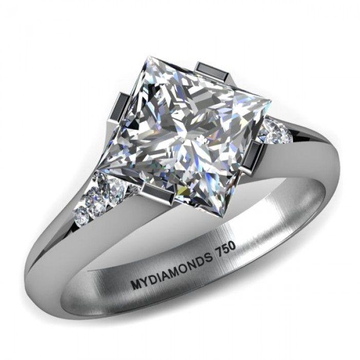 Creative engagement rings