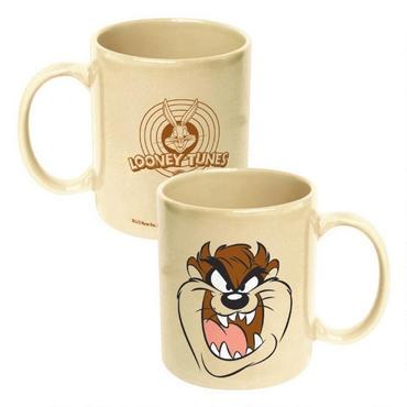 Looney Tunes Taz Face Ceramic Mug