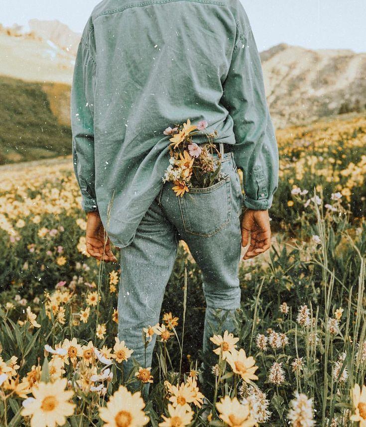 Machen wir einen Spaziergang durch die Blumen und vergessen Sie, dass die Welt existiert.