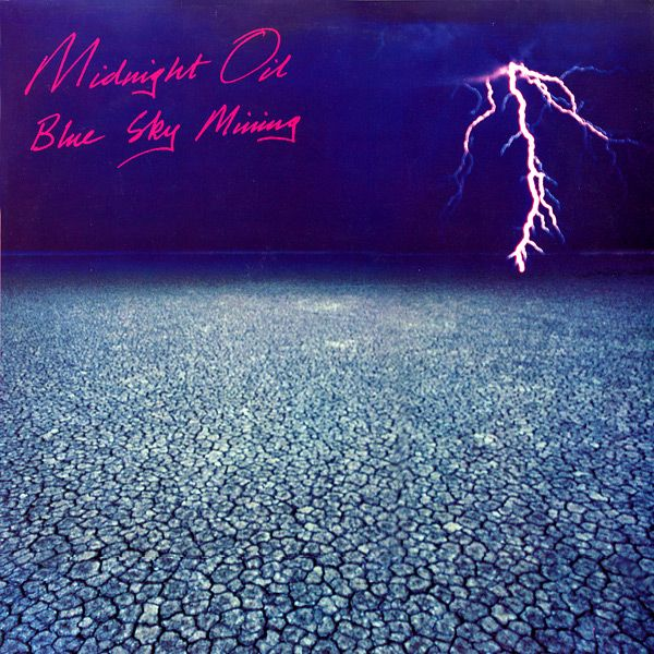 MIDNIGHT OIL, Blue Sky Mine, 100 Stories about 100 Songs