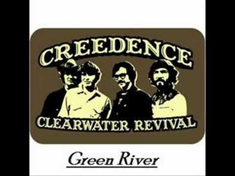Green River is a song that was written by John Fogerty and recorded by Creedence Clearwater Revival. It is the title track of their #1 album with the same name. The song was released as a single and reached #2 on the Billboard Charts. The B-side of the single, Commotion, reached #30 when released separately.    Lyrics:    Well, take me back down...