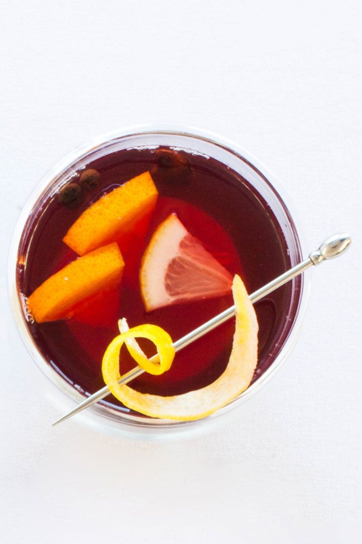 Mulled wine: Greet winter guests with the most welcoming hot drink of the season.