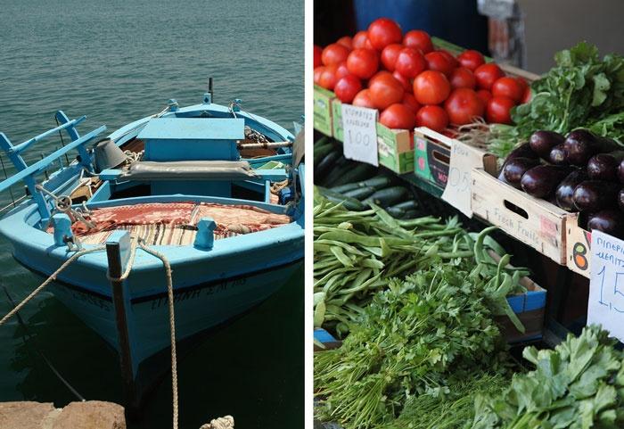 Free range in the Mediterranean.  www.annabel-langbein.com