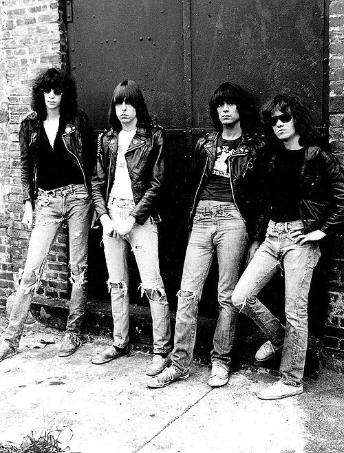 Saw Ritchie live w my dad on his bday. That was cool.. #ramones #punkbeginings