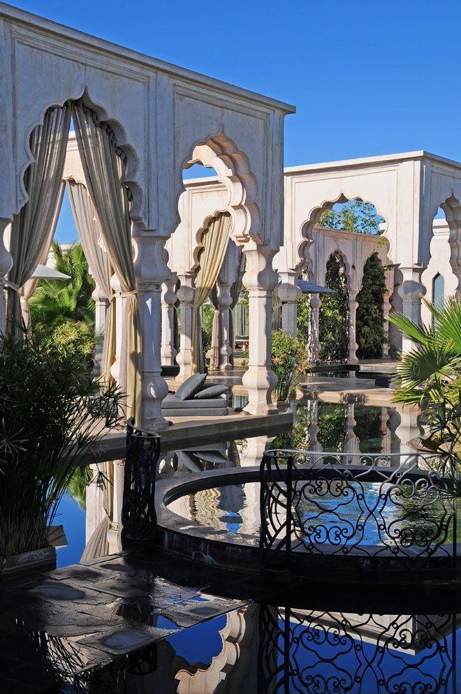 TheBahamianPrincess♚ Le Palais Namaskar Marrakech