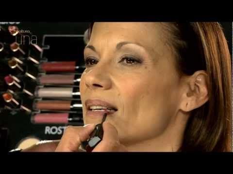 Maquillaje pieles maduras (Tutorial) | Aprende a maquillarte - YouTube