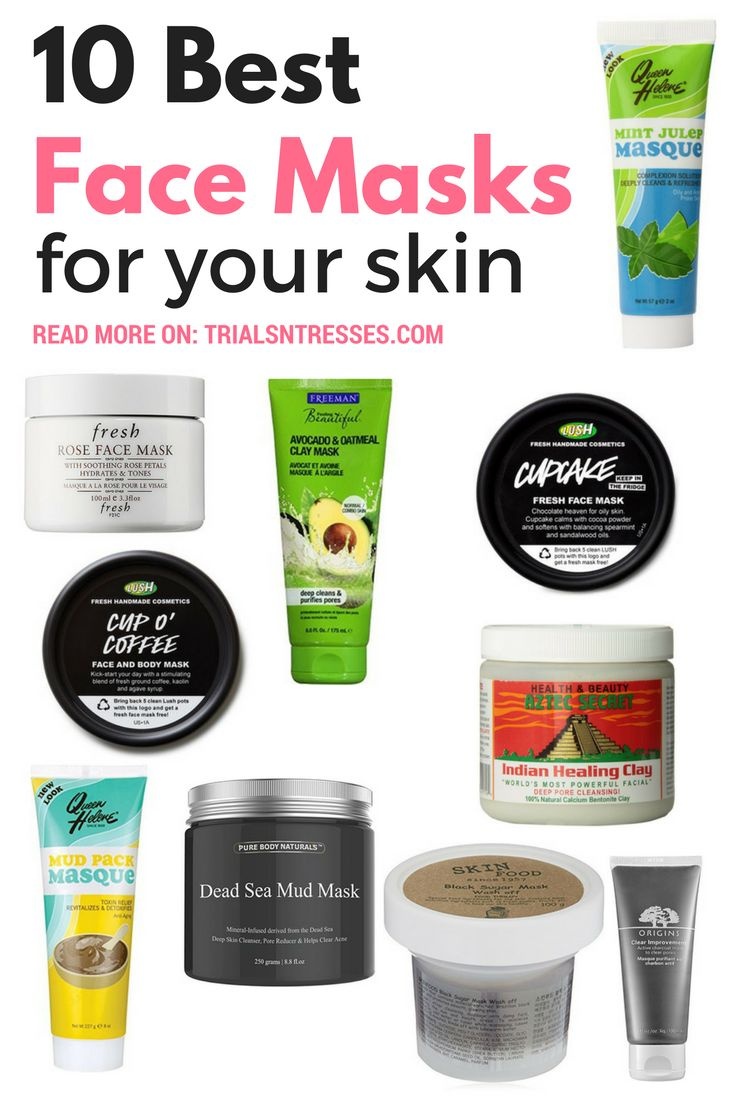 what is the best facial mask