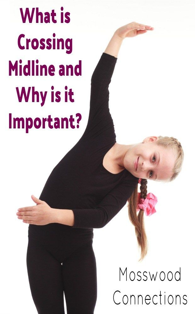 What is Crossing Midline and Why is it Important for Child Development?