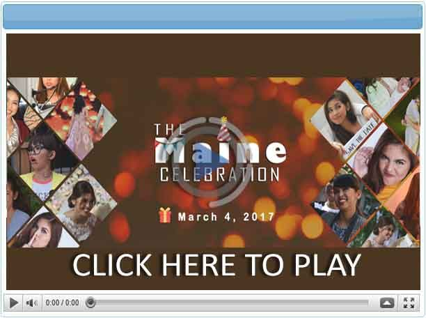 Eat Bulaga (The Maine Celebration) - Pinoy Show Biz  Your Online Pinoy Showbiz Portal