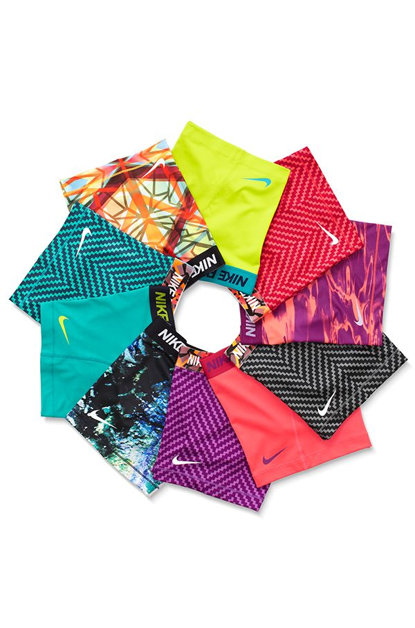 Not only are the Nike Pro shorts cute as hell but they are great for working out! I'm not constantly tugging on them and they're super comfortable. #nikepro
