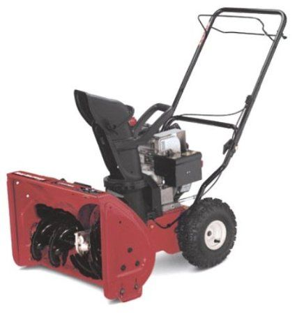 Yard Machine Two Stage Snow Blower on sale now → http://lifesabargain.net/yard-machine-two-stage-snow-blower/