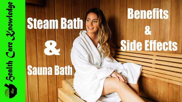 स्टीम बाथ लेने के फायदे और नुकसान Steam Bath Advantages